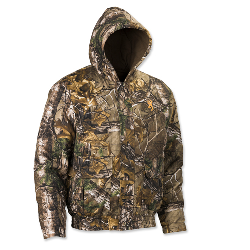 Wasatch Hooded Insulated Jacket